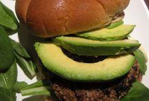 Main Entrees: Burgers, Wraps, & Sandwiches