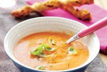 Soup-  soep