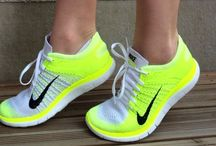 Nike sko løp