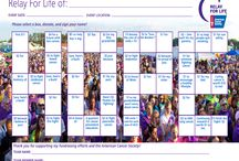 Relay for Life Ideas / by Allison Williams