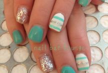 Nails! For miss Rachel Farinha / by Tricia Smith