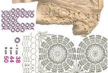 Dress Pattern / crochet things
