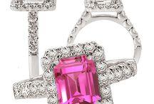 Diamonds are a girl's best friend. / by Amanda Staron