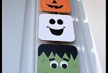 Autumn & Halloween / Crafts and goodies for Autumn & Halloween!