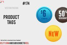 Design Freebies - Vectors / by Trevor Van As