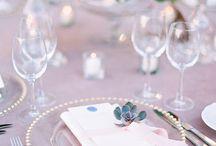 wedding: table decoration