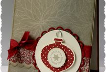 Cards - Christmas Ornaments