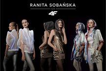 RS SS15 - LEDY / Zakończenie pokazu Ranita Sobańska podczas FashionPhilosophy Fashion Week Poland - zjawiskowa iluminacja światła w neonowych barwach. Motywem przewodnim przy tworzeniu tej kolekcji było połączenie trzech składowych: mody, sportu i technologi LED.