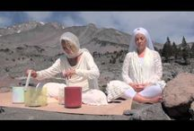 Vibration healing/Singing Bowls