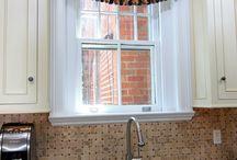 geam bucatarie