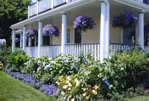 porch ideas / by Tracee Cole