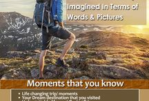 Relive your Travel Memories / Its all about travel & fun. moments that you had always imagined in terms of words & pictures.
