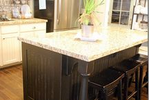 kitchen reno / by ronelle gerber