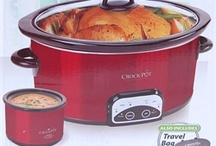 Crazy for Crockpots / by LeeAnn