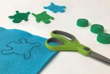 Κατασκευές με ανακυκλώσιμα υλικά.