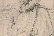 Portraits - drawings
