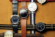 Watches / Collection of different watches.