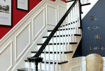 Cages d'escaliers