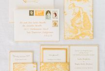 Toile Invitations