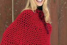Crochet Projects / by Cheryl