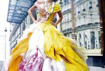 Inspiración de moda / Diseños especiales
