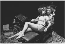 Serge Gainsbourg et Jane Birkin / by Miranda Celeste Hale