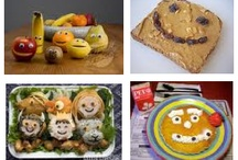 Lunches 4 Kids  / Starting over after 40+ inspires me to find and learn new ways to make meal time fun but simple and healthy too!  / by Charlie