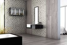 Glass Mosaic Bathrooms / Mosaics are also for bathrooms. Have a look!