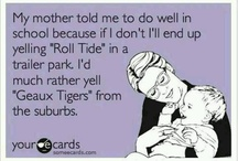 LSU Tigers / by ShirleyRuth Lott
