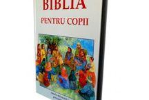 Biblia pentru copii / Libraria Maranatha va ofera la cele mai bune preturi Biblii pentru copii. De asemenea va oferim: Biblia ilustrata, Biblia de colorat, Noul Testament in imagini.