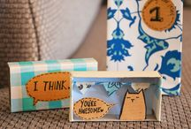 Matchboxes and roomboxes