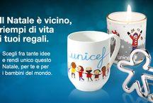 Regali di NATALE UNICEF