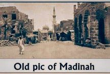 old mecca and madina