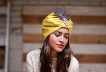 Tocados y turbantes
