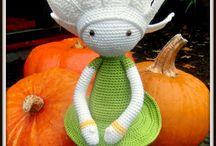 Crochet knuf