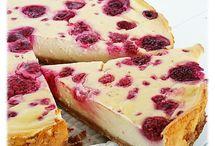 Taarten / Cheesetaart