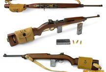 weapons u.s. wwii