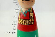 Frida Kahlo / by Nina Gonzalez