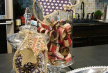"Patriotic Decor / by ""The Whimsical Lady"""