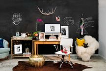 Anatomy of a home ♥ - office