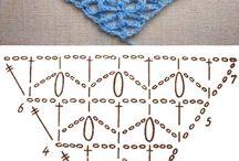 triangle crochet