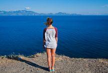 TRAVELS / Photos from my travels www.kolorowadusza.com