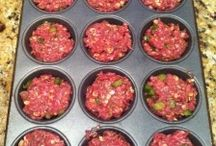 Ways with ground meat