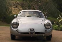 Vecchie auto italiane