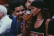 Drake ❤️ Rihanna