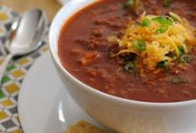 Chili / by Kaye Carter-Sparrow