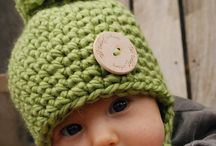 Baby hat project