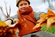 Fall Activities for Kids / Activities that will take your kids outside when the weather is nice and some for inside when winter decides to come early.