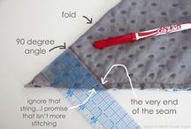 Costura - técnicas