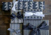 ☆ Karácsonyi csomizós ☆ / Christmas wrapping ideas